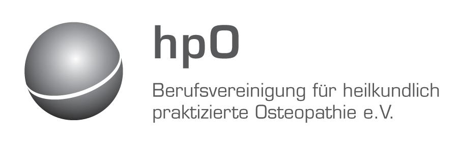 Berufsvereinigung für heilkundlich  praktizierte Osteopathie, hpO e.V.